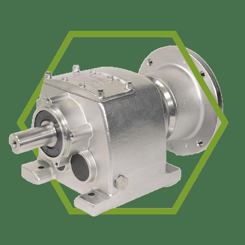 SS 2000 Helical Inline Gear