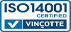 ISO 14001 -Certificaat