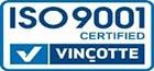 ISO 9001 -Certificaat