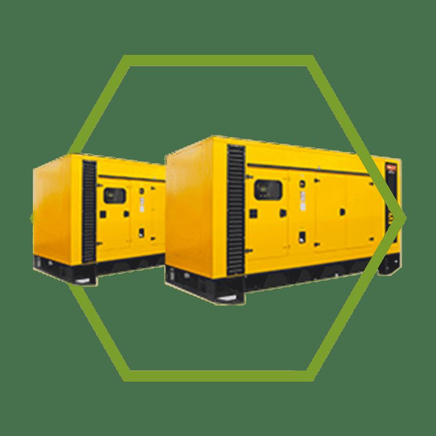 DCP Power Range